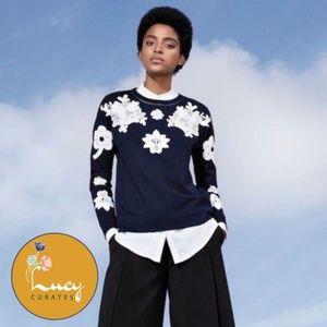 Victoria Beckham Target applique sweatshirt L81